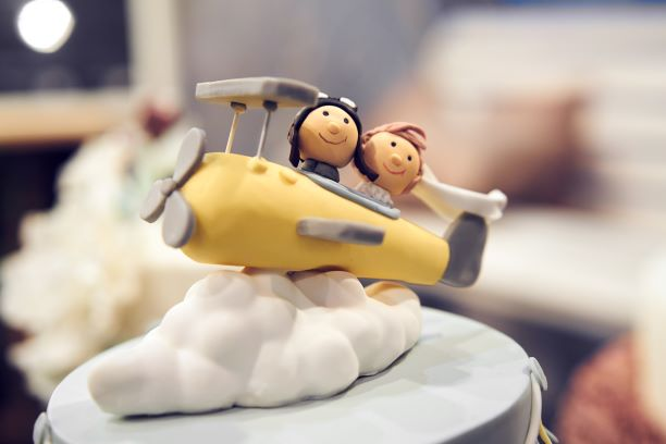Wedding plane figures